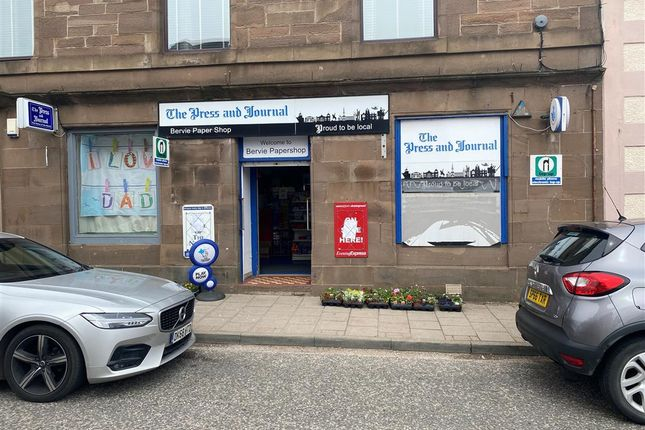 Thumbnail Retail premises for sale in Montrose, Aberdeenshire