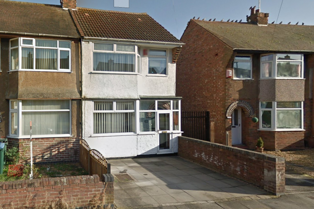 Thumbnail Terraced house to rent in Tennyson Road, Coventry, West Midlands