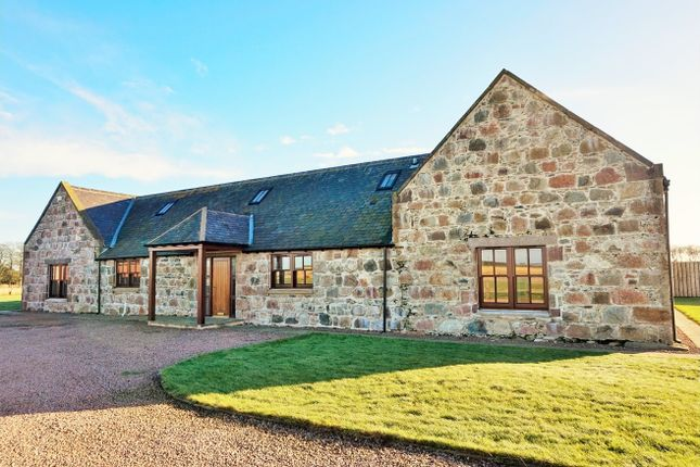 Thumbnail Detached house for sale in Muchalls, Stonehaven