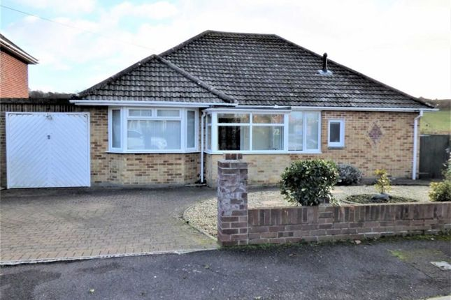 Thumbnail Detached bungalow for sale in Roundhayes Close, Weymouth