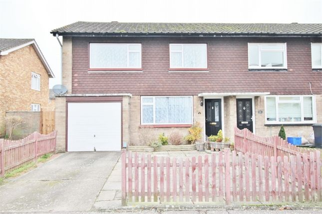 Thumbnail End terrace house for sale in Greenfield Street, Waltham Abbey, Essex