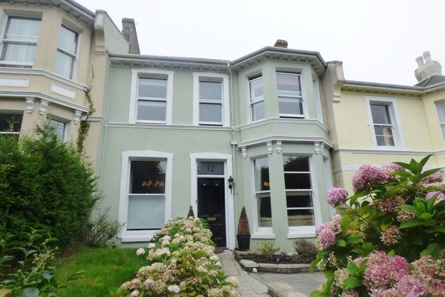 Thumbnail Terraced house for sale in Thurlow Park, Torquay