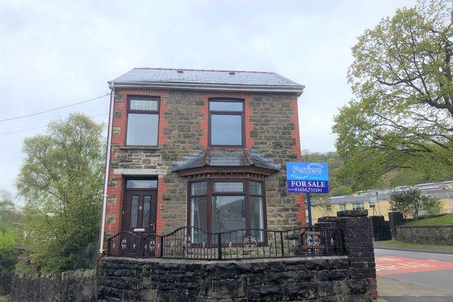 3 bed detached house for sale in 16 Duffryn Road, Maesteg, Bridgend CF34