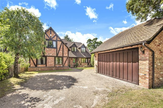 Thumbnail Detached house for sale in Wexham Park Lane, Wexham, Slough, Berkshire
