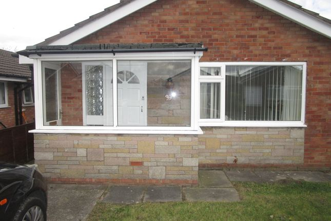 Thumbnail Bungalow to rent in Cadogan Drive, Wigan