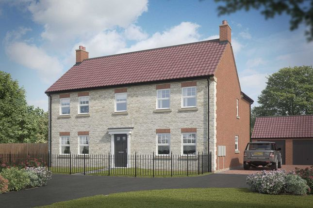 Thumbnail Detached house for sale in Croft House, Lincoln Road, Dunholme