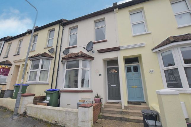 3 bed terraced house for sale in Evelyn Avenue, Newhaven BN9