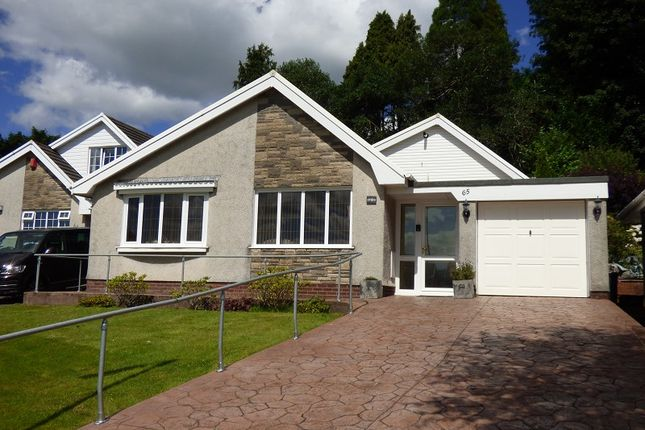 Thumbnail Detached house for sale in Woodlands Park Drive, Neath, Neath Port Talbot.