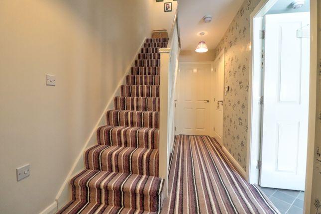 Hallway of Shorrock Lane, Blackburn BB2