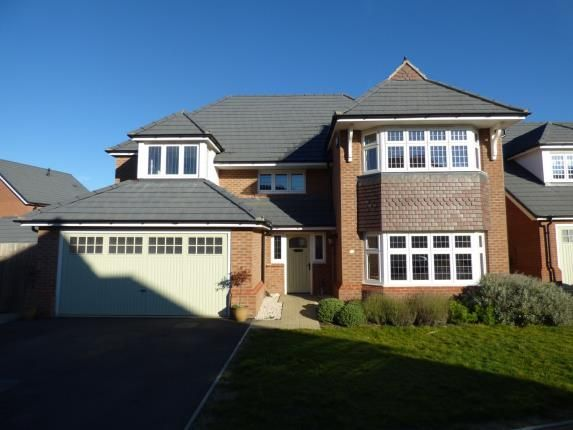 Thumbnail Detached house for sale in Silverwell Close, Moulton, Northampton, Northamptonshire