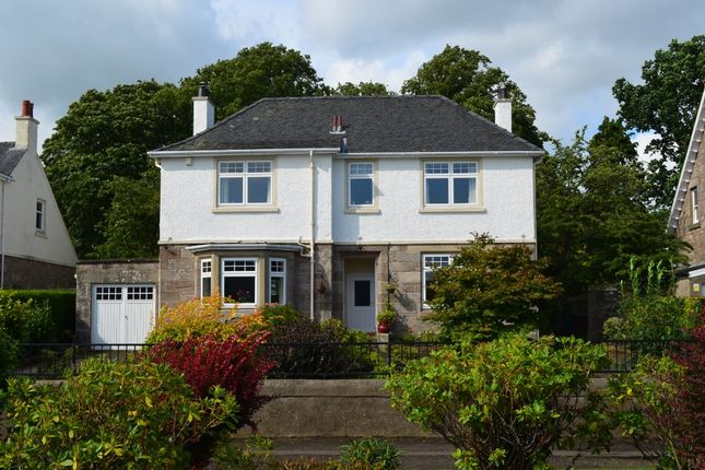 Thumbnail Detached house for sale in Clyde View, Dumbarton, West Dunbartonshire