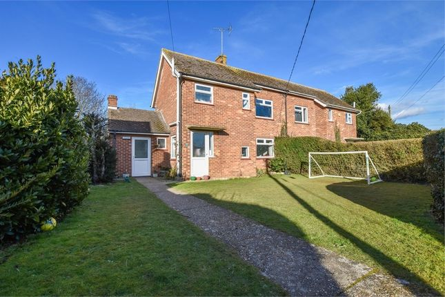 Thumbnail Semi-detached house for sale in Gernon Road, Ardleigh, Colchester, Essex