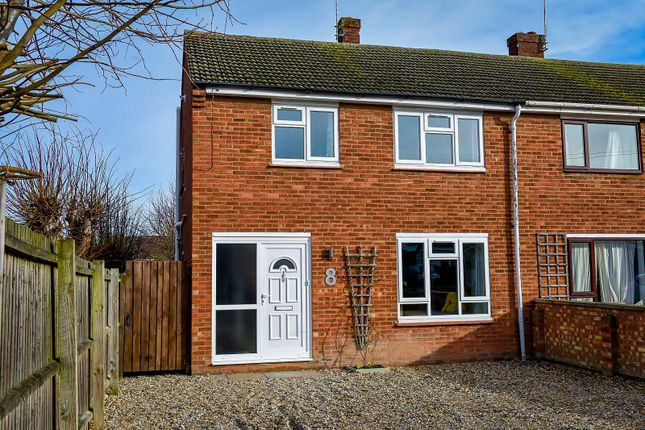 Thumbnail Semi-detached house for sale in Neale Close, Cherry Hinton, Cambridge