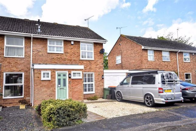 3 bed semi-detached house for sale in Jupiter Drive, Leighton Buzzard LU7