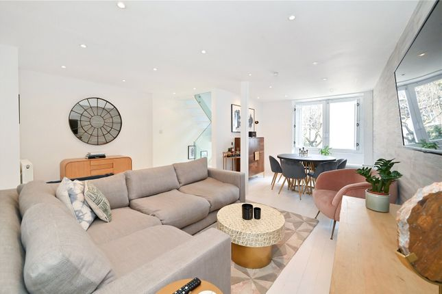 Thumbnail Terraced house for sale in Eglon Mews, Primrose Hill, London