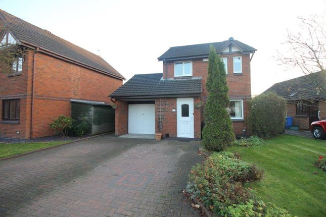 Thumbnail Detached house for sale in Elderberry Close, Thornton-Cleveleys