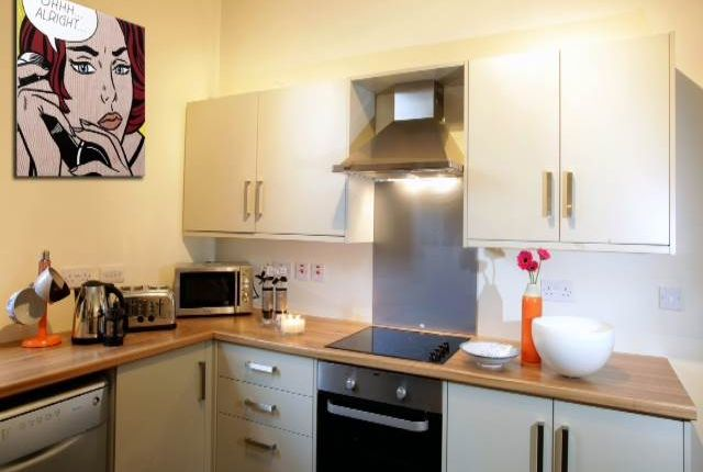 Kitchen of Uplands Crescent, Uplands, Swansea SA2