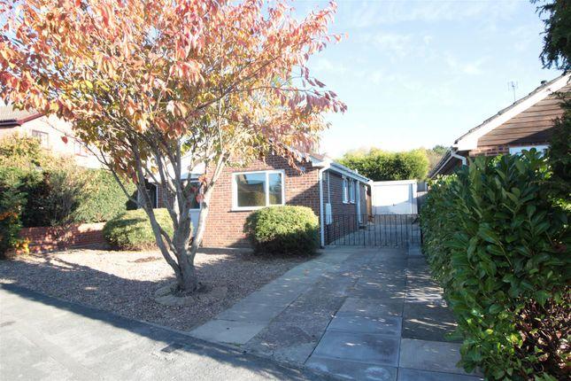 Thumbnail Detached bungalow for sale in Sandgate Drive, Kippax, Leeds