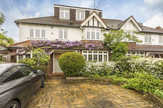 Thumbnail Semi-detached house for sale in Devonshire Gardens, London
