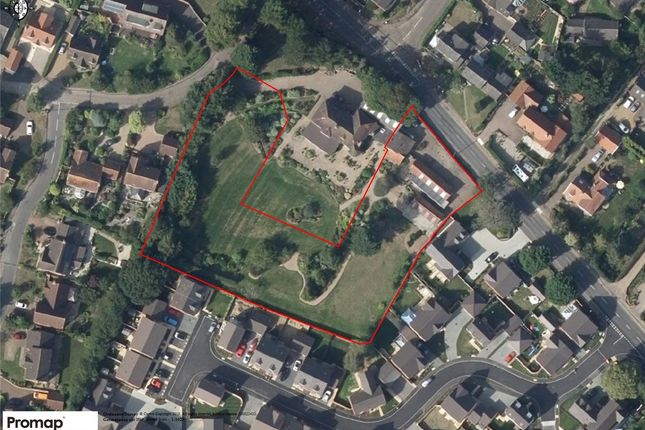 Thumbnail Land for sale in Hillside, Strumpshaw Road, Brundall, Norwich, Norfolk