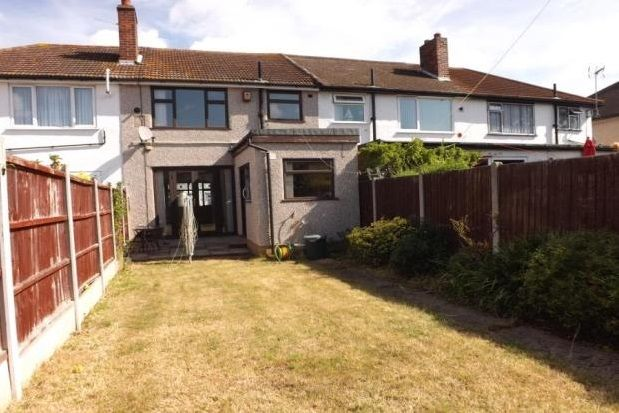 Thumbnail Property to rent in Woodcote Avenue, Hornchurch