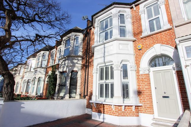 Thumbnail Terraced house for sale in Romford Road, Forest Gate, London