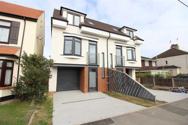 Thumbnail Semi-detached house for sale in Church Way, Hadleigh, Benfleet