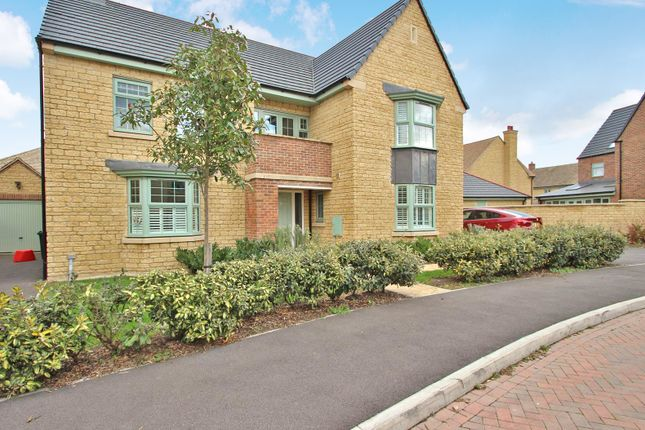 Thumbnail Detached house for sale in Chadelworth Way, Kingston Bagpuize, Abingdon