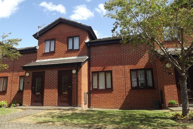 Thumbnail Terraced house for sale in Avondale Court, Long Beach Road, Longwell Green, Bristol
