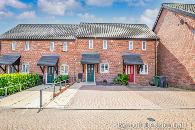 1 bed terraced house for sale in Victory Avenue, Bradwell, Great Yarmouth NR31