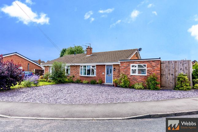 Thumbnail Semi-detached bungalow for sale in Park Road, Burntwood