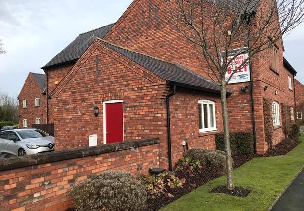 Office to let in Bellmeadow Business Park, Estate Office, Park Lane, Pulford, Chester