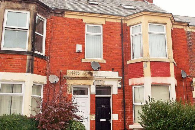 Thumbnail Maisonette for sale in Warton Terrace, Heaton, Newcastle Upon Tyne