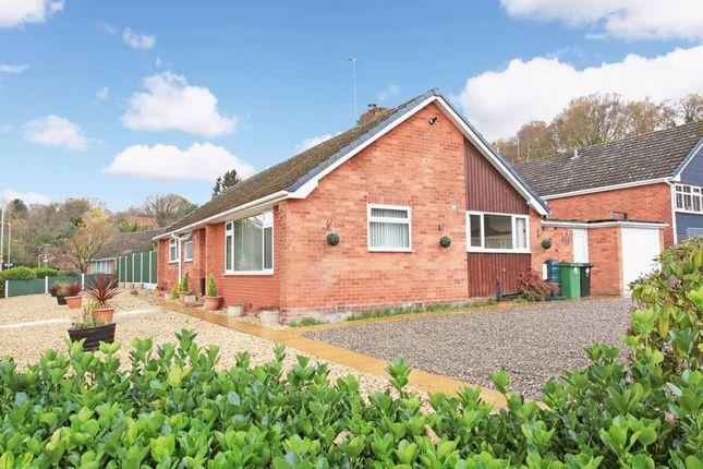 Thumbnail Detached bungalow for sale in Ironbridge Road, Broseley