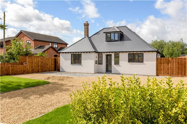 Thumbnail Detached house for sale in Kayte Lane, Bishops Cleeve, Cheltenham, Glos
