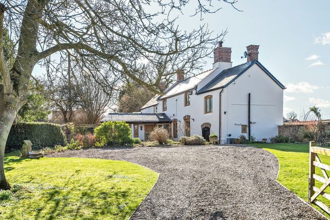 Thumbnail Detached house for sale in Bridstow, Ross-On-Wye