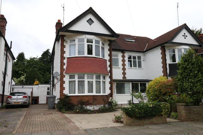 Thumbnail Semi-detached house to rent in Ravenscroft Avenue, Near Preston Road
