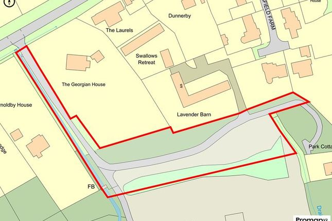 Thumbnail Land for sale in Land To The South Of, Main Road, Barnoldby Le Beck, Grimsby, North East Lincolnshire