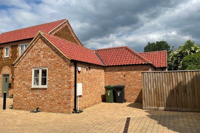2 bed terraced bungalow for sale in Haylett Mews, Downham Market PE38