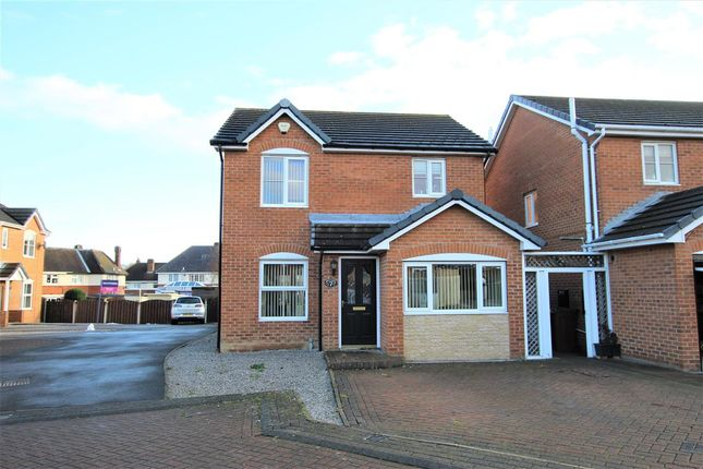 Thumbnail Detached house for sale in Calder Close, Royston, Barnsley