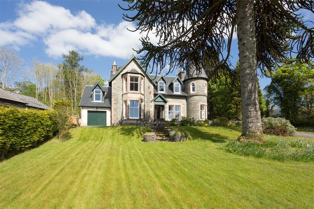 Thumbnail Detached house for sale in Strachur, Cairndow, Argyll
