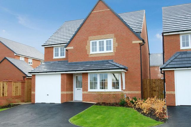 """4 bed detached house for sale in """"Guisborough"""" at Hampton Dene Road, Hereford"""