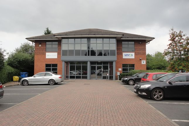 Thumbnail Office for sale in Marina Way, Nottingham