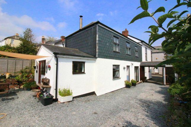 Thumbnail Detached house for sale in Albert Road, Saltash