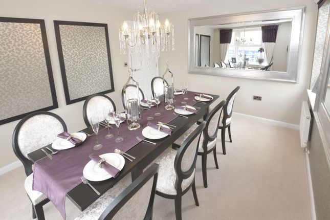 "Dining Room of ""Henley"" at Brookfield, Hampsthwaite, Harrogate HG3"