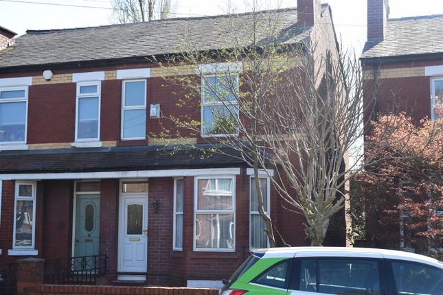 Thumbnail Semi-detached house for sale in Old Moat Lane, Withington, Manchester
