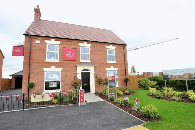 Thumbnail Detached house for sale in The Bradgate, Hilltop View, Burton On Trent