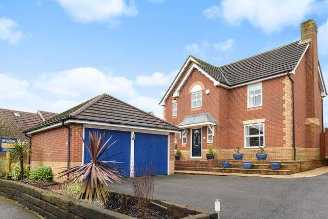 4 bedroom detached house for sale in Firecrest Road, Gabriel Park, Basingstoke