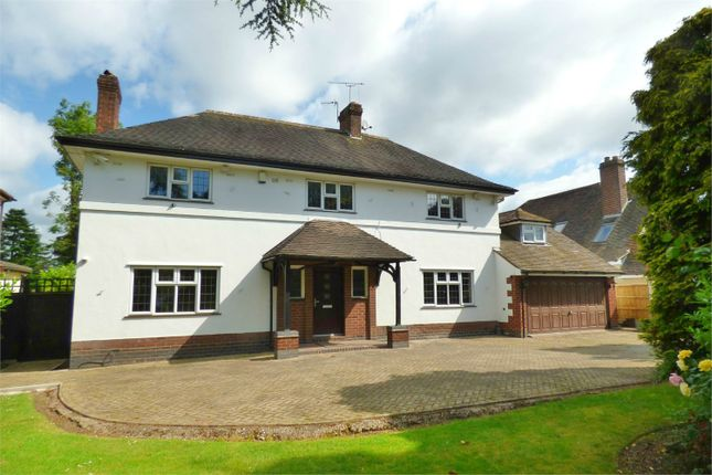 Thumbnail Detached house to rent in Hinckley Road, Nuneaton