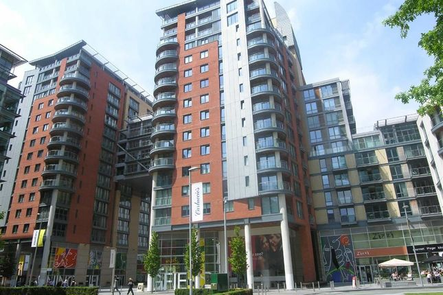 Thumbnail Flat to rent in Leftbank 18, Spinningfields, Manchester